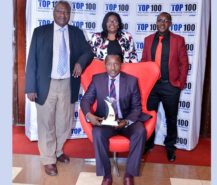 Africert Top 100 SMEs